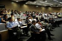 Snapshots taken during the Symposium.