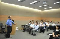 Snapshots of the seminar.