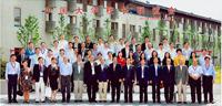 中大校長沈祖堯教授(前排左六)出席中國大學校長聯誼會2012年會暨校長論壇