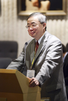 Prof. Gabriel Ngar-cheung Lau, the renown scientist of the Climate Diagnostics Project at the Geophysical Fluid Dynamics Laboratory of the U.S. National Oceanic and Atmospheric Administration