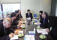 Delegation of Vice-President of Xi'an Jiaotong University visits CUHK on 12 November 2012