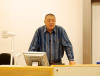 第五屆中國作家中大行:趙瑜先生