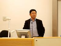 第五屆中國作家中大行:阿來先生