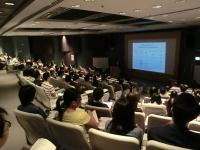 Snapshot of the joint symposium