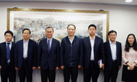 CUHK welcomes the delegation from China Academy of Space Technology