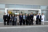 Group photo taken between our School members and the Department of Health delegation