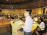 中國聯繫講座2013: 講者報告