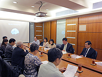 Chancellor of University System of Taiwan Visits CUHK