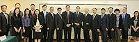 Delegation led by Party Secretary of Peking University