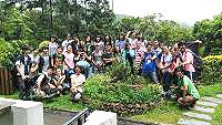 第三屆環保交流營: 參觀嘉道理農場暨植物園