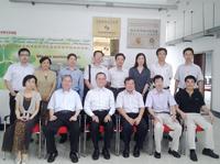 香港中文大學代表團訪問暨南大學,加強雙方聯繫及商討發展新的合作