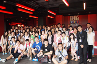 CUHK Summer Cultural Interflow Programme for Mainland Students: Visit to the City Gallery