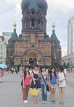 Summer Cultural Interflow Programme between Harbin and Hong Kong 2013