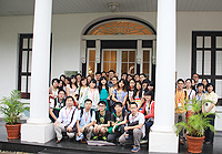 Summer Visit Programme of Fudan University Students: Visits to Flagstaff House Museum of Tea Ware