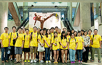 「內地及台灣學生暑期研究體驗計劃」:參觀香港文化博物館