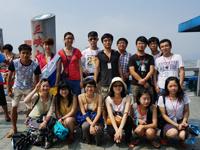 2013渝港大學生三峽文化夏令營