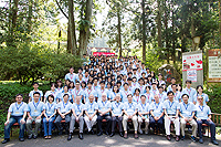 Wu Ta-You Science Camp: Group photo
