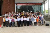 Group photo for all the participants of the Postgraduate Research Day