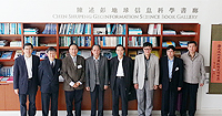6th CAE Academicians Visit Programme: The delegation visits the ISEIS