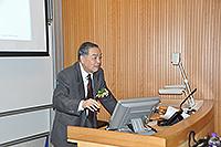 Prof. Shi Zhongci