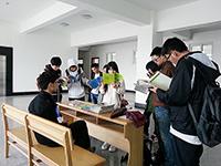 2014研究生課程說明會:哈爾濱工業大學的學生對中大研究生課程感興趣