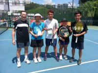 3-day intensive tennis training camp in Shenzhen in May