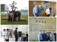 Dr. HL Ho's family visited S.H. Ho College on 11 June