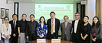 Signing Ceremony of the Letter of Intent on 'One University One Village Rural Sustainable Development Assistance Project' between CUHK and Kunming University of Science and Technology