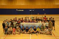 Group photo taken at the Second Director's Cup