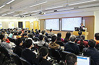 Lecture by Prof. Tong Qingxi
