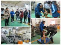 參觀慶州的清道柿酒Gamwine公司