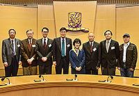 第四屆「中央研究院院士訪校計劃」於4月13-16日舉行