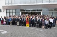Group photo of all invited guests and our School members