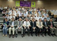 """Guests and our School members at the """"SBS Research Day 2015"""""""